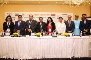 Project Abhimanyu presentation and participation at the 67Th Constitution day Celebration by Indian National Bar Association, 26.11.2016 at Shangri-La Eros Hotel, New Delhi